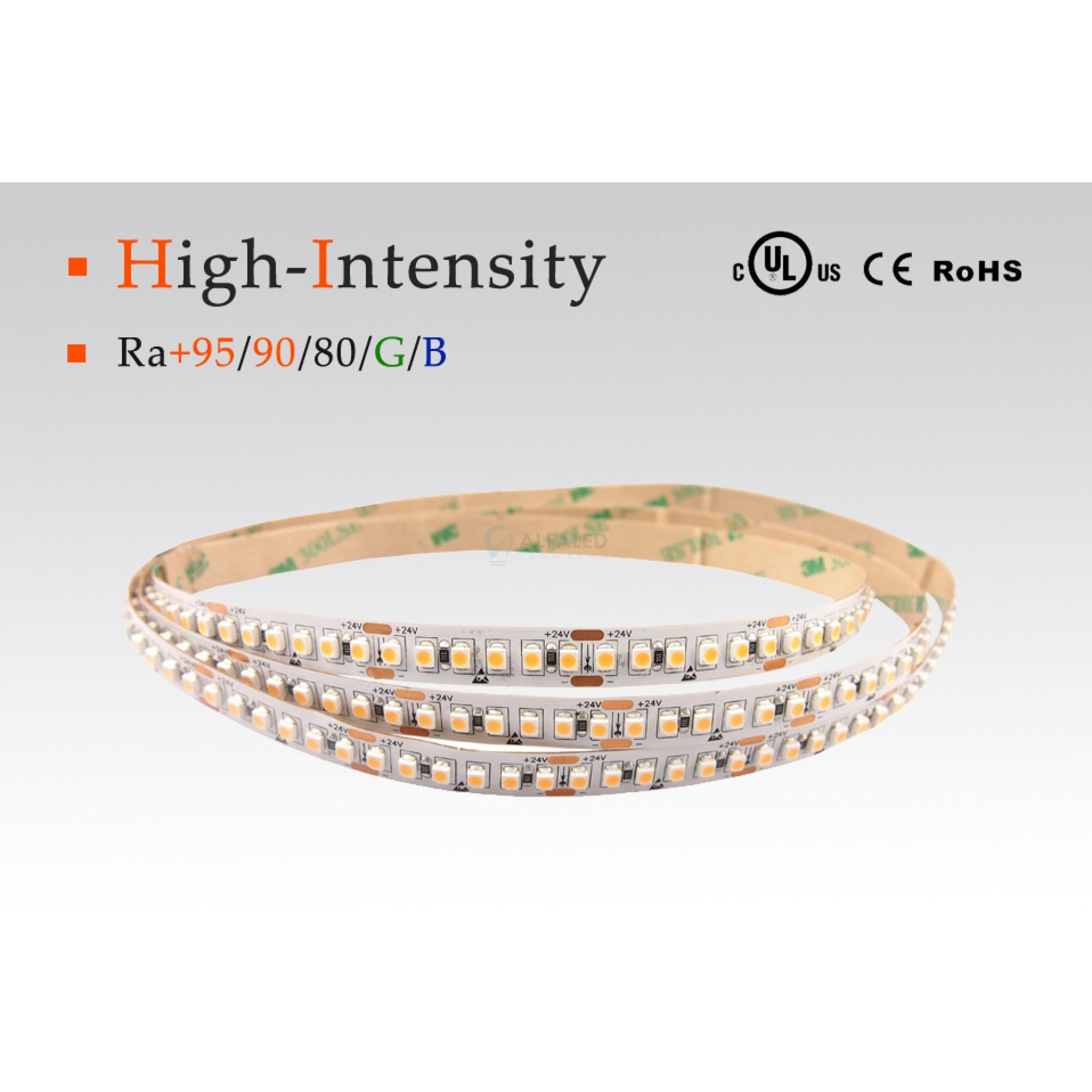 LED pás PREMIUM QUALITY 14,4W/24V High Density 180 LED/m