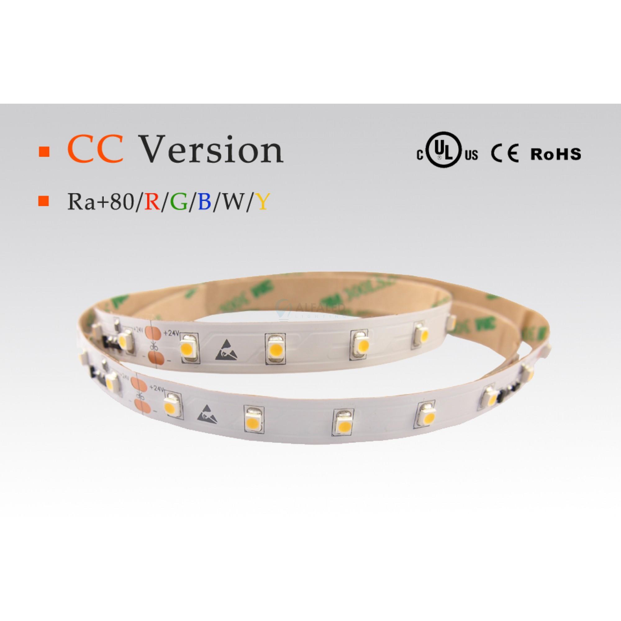 LED pás Professional Constant current IC 4,8W/m 60LED/m - BLUE,GREEN