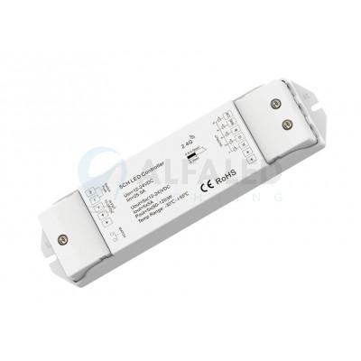 Riadiaca jednotka ATTRACTIVE pre RGB + Dual White osvetlenie 25A