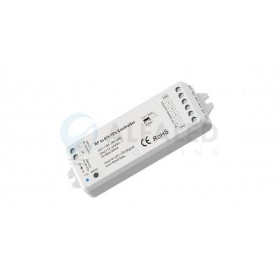 Riadiaca jednotka ATTRACTIVE pre Jednofarebné osvetlenie 0-10V + RF