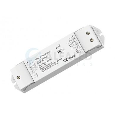 Riadiaca jednotka ATTRACTIVE pre Jednofarerbné, Dual White a RGB/W osvetlenie 20A