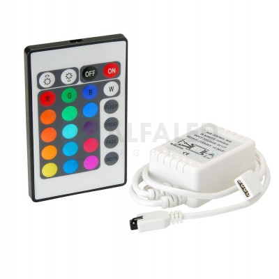 Riadiaci systém 24tl BASIC RGB  IR