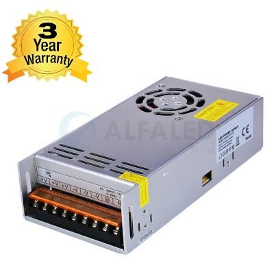 Napájací zdroj pre LED 400W/12V – priemyselný séria S