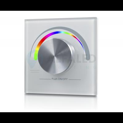 Bezdrôtový vstavaný RGB ovládač PERFECT AF-2836 RGB biely