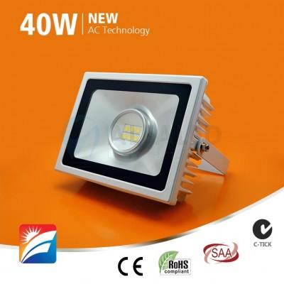 40W AC/COB SAMSUNG LED reflektor - Premium series
