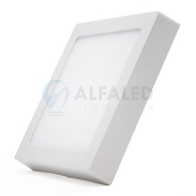 14W stmievateľné LED svietidlo štvorec - Professional series