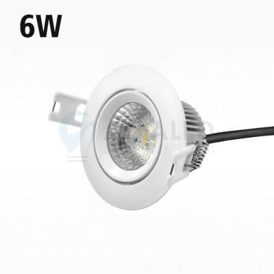 6W AC/COB SAMSUNG LED svietidlo S - Premium series