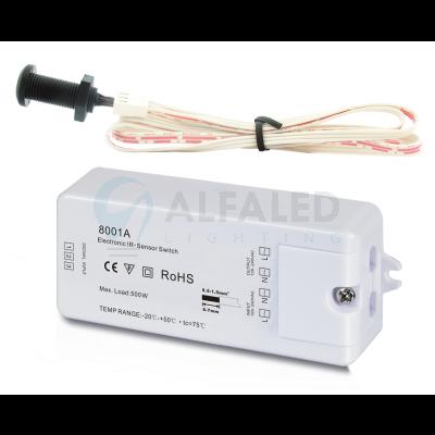 Bezdotykový vypínač IR 230V AF-8001A