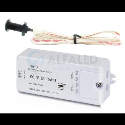 Odrazový - dverový senzor IR 230V AF-8001B