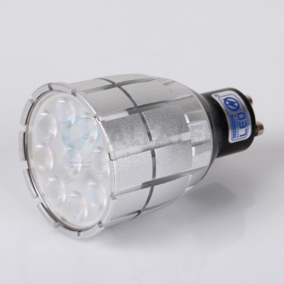 LED žiarovka PREMIUM GU10 9W - NICHIA Japan