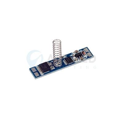 Mini stmievač do AL profilu 12-24V 4 krokový BASIC