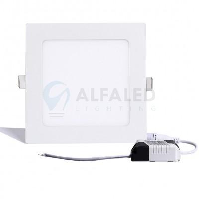 15W LED svietidlo štvorec - BASIC series