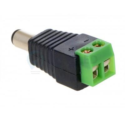 DC konektor SAMEC (5,5x2,1mm)