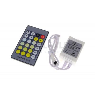 Riadiaci systém 24tl ECONOMY pre Dual White osvetlenie IR