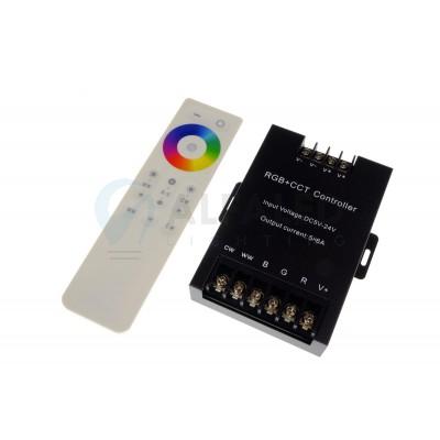 Riadiaci systém EFFECT RGB+CCT – 1 zónový