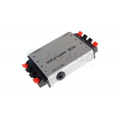 Zosilňovač RGB 12A CLASSIC 4+4 clips