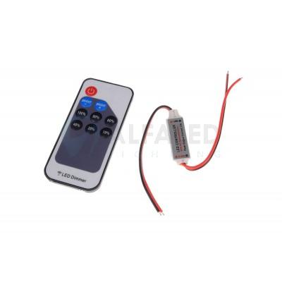 Riadiaci systém 9tl ECONOMY pre Jednofarebné osvetlenie RF