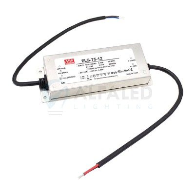 Napájací zdroj pre LED 75W/24V - vode odolný séria ELG
