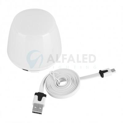 2in1 Lampička a WiFi prevodník na RF signál CLEVER