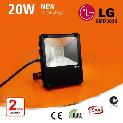 20W SMD LG LED reflektor - Premium series