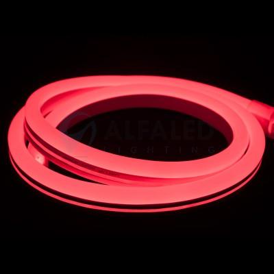 LED NEON FLEX - Ružová (Interiér / Exteriér)