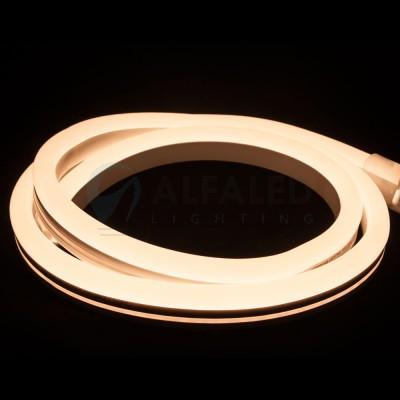 LED NEON FLEX - Teplá biela (Interiér / Exteriér)