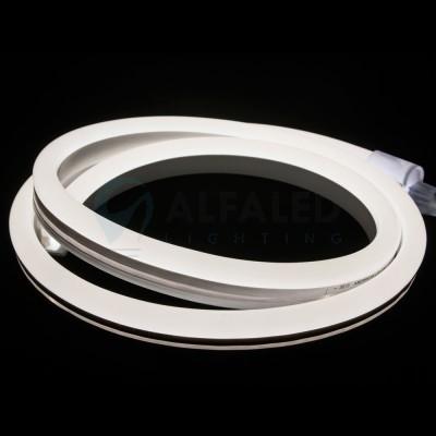 LED NEON FLEX - Studená biela (Interiér / Exteriér)