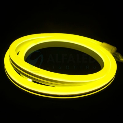 LED NEON FLEX - Žltá (Interiér / Exteriér)