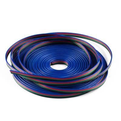 Kábel pre RGBW LED pásy 5x20AWG