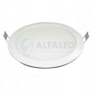 8W stmievateľné LED svietidlo kruh - Professional series