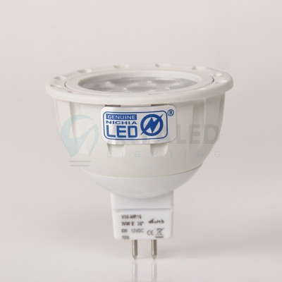 LED žiarovka MASTER MR16 5,5W - NICHIA Japan