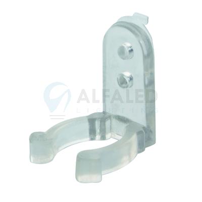 Montážna príchytka pre LED hadicu - 10ks/balenie