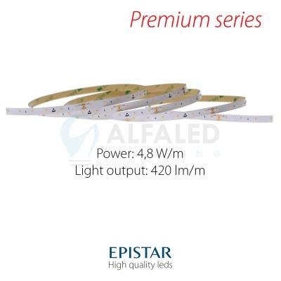 LED pás PREMIUM QUALITY 4,8W/24V SMD 2016