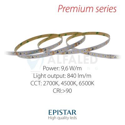 LED pás PREMIUM QUALITY 9,6W/24V SMD 2016