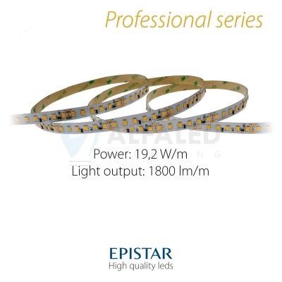 LED pás Professional Constant current IC 19,2W/m 120LED/m CRI90