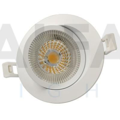 7W LED svietidlo Rotation 360° - Premium series