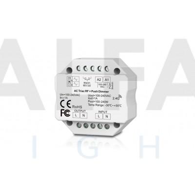 Riadiaca jednotka ATTRACTIVE pre stmievateľné LED žiarovky a zdroje 220W