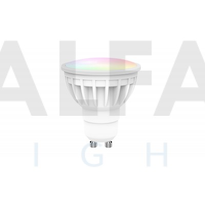 LED žiarovka ATTRACTIVE RGB+Dual White 4W GU10