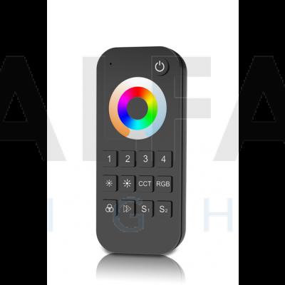 Diaľkový 4 zónový RGB+Dual White ovládač ATTRACTIVE – UNI B