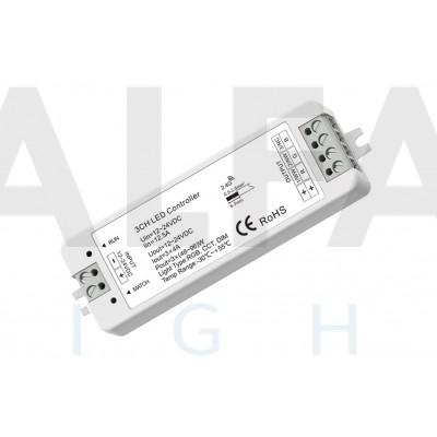 Riadiaca jednotka ATTRACTIVE pre Jednofarebné, Dual White a RGB osvetlenie