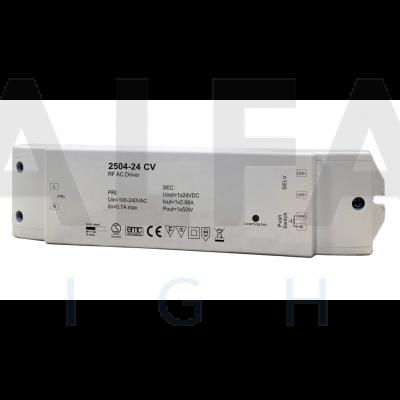 Bezdrôtovo ovládaný napäťový zdroj EASY AF-2504-100W-CV 2in1