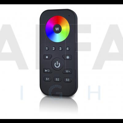 Diaľkový 4 zónový  RGBW ovládač PERFECT AF-2819S RGBW