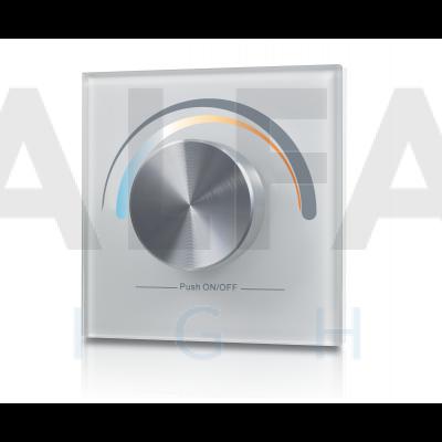 Bezdrôtový vstavaný Dual White ovládač PERFECT AF-2836 CCT biely