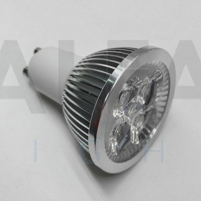 LED žiarovka GU10 4W - MASTER series