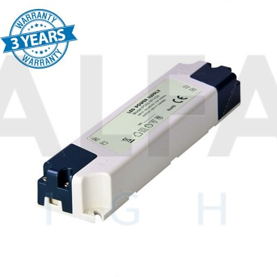 Napájací zdroj pre LED 60W/24V - nábytkový séria PC