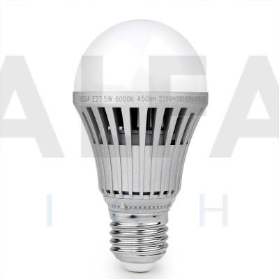 LED žiarovka PREMIUM E27 5W - SAMSUNG LED