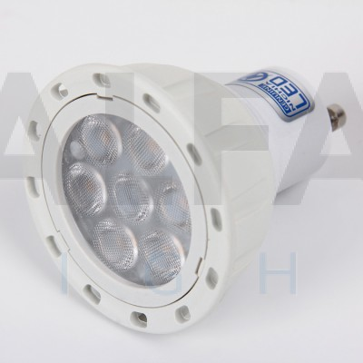 LED žiarovka MASTER GU10 6W stmievateľná - NICHIA Japan