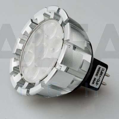LED žiarovka PREMIUM MR16 6W - NICHIA Japan