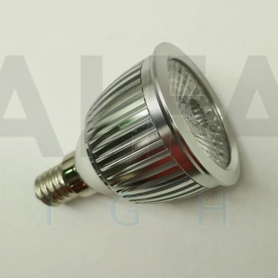 LED žiarovka E14 6W AC/COB SAMSUNG LED - Premium series