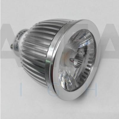 LED žiarovka GU10 6W COB SAMSUNG LED - Premium series